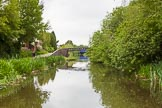 BCN 24h Marathon Challenge 2015: Footbridge on the Walsall Canal. Birmingham Canal Navigations,    on 23 May 2015 at 15:31, image #122