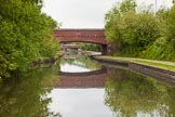 BCN 24h Marathon Challenge 2015: Monway Bridge on the Walsall Canal. Birmingham Canal Navigations,    on 23 May 2015 at 15:36, image #125