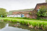 BCN 24h Marathon Challenge 2015: Old industry next to the Walsall Canal. Birmingham Canal Navigations,    on 23 May 2015 at 16:29, image #133