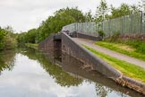 BCN 24h Marathon Challenge 2015: Factory bridge that once served gas works on the Walsall Canal. Birmingham Canal Navigations,    on 23 May 2015 at 17:17, image #143
