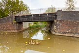BCN 24h Marathon Challenge 2015: Factory bridge that once served gas works on the Walsall Canal. Birmingham Canal Navigations,    on 23 May 2015 at 17:17, image #144