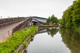 BCN 24h Marathon Challenge 2015: Wednesfield Junction, where the Bentley Canal (closed in 1961) met the Wyrley & Essington Canal. Birmingham Canal Navigations,    on 24 May 2015 at 07:53, image #156