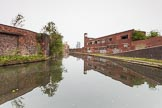 BCN 24h Marathon Challenge 2015: Old industry in a bad state on the BCN Main Line at Horseley Fields Junction. Birmingham Canal Navigations,    on 24 May 2015 at 08:18, image #170