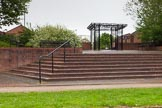 BCN 24h Marathon Challenge 2015: Modern gateway between the BCN Main Line and a housing estate near Millfields Road. Birmingham Canal Navigations,    on 24 May 2015 at 08:55, image #177