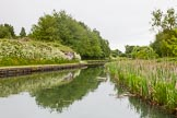 BCN 24h Marathon Challenge 2015: Site of a former bridge (?) on the BCN Main Line in Wolverhampton. Birmingham Canal Navigations,    on 24 May 2015 at 09:06, image #180