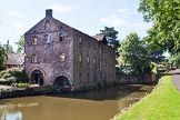 ": ""Lockside Mill"" in Marple, a former warehouse.     on 03 July 2015 at 10:37, image #76"