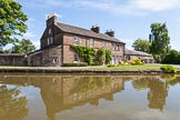 : A beautiful building opposite Marple Junction, where the Peak Forest Canal meets the Macclesfield Canal.     on 03 July 2015 at 11:32, image #98