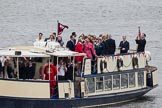 Thames Diamond Jubilee Pageant: VIPS-Henley (V81).. River Thames seen from Battersea Bridge, London,  United Kingdom, on 03 June 2012 at 15:04, image #210