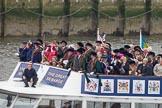 Thames Diamond Jubilee Pageant: VIPS-William B (V85).. River Thames seen from Battersea Bridge, London,  United Kingdom, on 03 June 2012 at 15:05, image #224