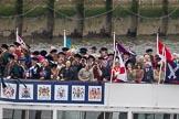 Thames Diamond Jubilee Pageant: VIPS-William B (V85).. River Thames seen from Battersea Bridge, London,  United Kingdom, on 03 June 2012 at 15:06, image #225