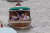 Thames Diamond Jubilee Pageant: MOTOR CRUISES/YACHTS-Christobel (H96).. River Thames seen from Battersea Bridge, London,  United Kingdom, on 03 June 2012 at 15:27, image #366