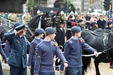 The Lord Mayor's Show 2011: 1921 (Lewisham) Squadron, Air Cadets.. Opposite Mansion House, City of London, London, -, United Kingdom, on 12 November 2011 at 11:06, image #99