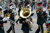 The Lord Mayor's Show 2011: Romford Drum & Trumpet Corps (http://www.rdtc.org/), one of the oldest youth-marching bands in the country.. Opposite Mansion House, City of London, London, -, United Kingdom, on 12 November 2011 at 11:08, image #121