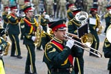 The Lord Mayor's Show 2011: Romford Drum & Trumpet Corps (http://www.rdtc.org/), one of the oldest youth-marching bands in the country.. Opposite Mansion House, City of London, London, -, United Kingdom, on 12 November 2011 at 11:08, image #122