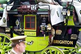 The Lord Mayor's Show 2011: Westridge Carriages (http://www.westridgefuneralcarriages.co.uk/).. Opposite Mansion House, City of London, London, -, United Kingdom, on 12 November 2011 at 11:09, image #128