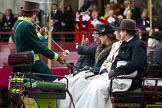 The Lord Mayor's Show 2011: Westridge Carriages (http://www.westridgefuneralcarriages.co.uk/).. Opposite Mansion House, City of London, London, -, United Kingdom, on 12 November 2011 at 11:09, image #129