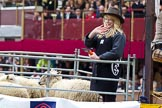 The Lord Mayor's Show 2011: Worshipful Company of Woolmen (http://www.woolmen.com/).. Opposite Mansion House, City of London, London, -, United Kingdom, on 12 November 2011 at 11:09, image #132