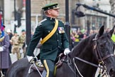 The Lord Mayor's Show 2011: The Royal Yeomanry.. Opposite Mansion House, City of London, London, -, United Kingdom, on 12 November 2011 at 11:40, image #405
