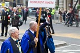 The Lord Mayor's Show 2011: Modern Livery Companies, here the Scientific Instrument Makers.. Opposite Mansion House, City of London, London, -, United Kingdom, on 12 November 2011 at 11:44, image #459