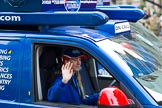 The Lord Mayor's Show 2011: Pimlico Plumbers.. Opposite Mansion House, City of London, London, -, United Kingdom, on 12 November 2011 at 11:48, image #495