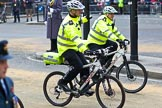 The Lord Mayor's Show 2011: Community Policing Cycle Team (http://www.cityoflondon.police.uk/).. Opposite Mansion House, City of London, London, -, United Kingdom, on 12 November 2011 at 12:07, image #665