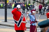 The Lord Mayor's Show 2011: Corps of Drums Society (http://www.corpsofdrums.com/).. Opposite Mansion House, City of London, London, -, United Kingdom, on 12 November 2011 at 12:07, image #668