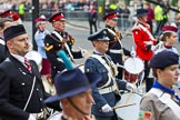 The Lord Mayor's Show 2011: Corps of Drums Society (http://www.corpsofdrums.com/).. Opposite Mansion House, City of London, London, -, United Kingdom, on 12 November 2011 at 12:07, image #671
