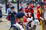 The Lord Mayor's Show 2011: Corps of Drums Society (http://www.corpsofdrums.com/).. Opposite Mansion House, City of London, London, -, United Kingdom, on 12 November 2011 at 12:07, image #673