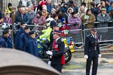 Lord Mayor's Show 2012. Press stand opposite Mansion House, City of London, London, Greater London, United Kingdom, on 10 November 2012 at 10:16, image #49