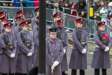 Lord Mayor's Show 2012: The Honourable Artillery Company (HAC) providing the Guard of Honour at the 2012 Lord Mayor's Show.. Press stand opposite Mansion House, City of London, London, Greater London, United Kingdom, on 10 November 2012 at 10:24, image #71