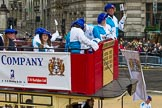 Lord Mayor's Show 2012: Worshipful Company of Tallow Chandlers.. Press stand opposite Mansion House, City of London, London, Greater London, United Kingdom, on 10 November 2012 at 11:04, image #248