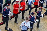 Lord Mayor's Show 2012: Entry 29 - National Youth Marching Band.. Press stand opposite Mansion House, City of London, London, Greater London, United Kingdom, on 10 November 2012 at 11:13, image #479