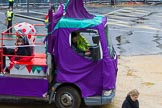 Lord Mayor's Show 2012: Entry 33 - Heba Women's Group. Heba Women's Project is a unique training and enterprise project for women from diverse cultural backgrounds.. Press stand opposite Mansion House, City of London, London, Greater London, United Kingdom, on 10 November 2012 at 11:14, image #515
