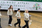 Lord Mayor's Show 2012: Entry 37 - Epping Forest promotes the launch of the Gifford Wood Appeal.. Press stand opposite Mansion House, City of London, London, Greater London, United Kingdom, on 10 November 2012 at 11:15, image #555