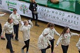 Lord Mayor's Show 2012: Entry 37 - Epping Forest promotes the launch of the Gifford Wood Appeal.. Press stand opposite Mansion House, City of London, London, Greater London, United Kingdom, on 10 November 2012 at 11:16, image #560