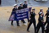 Lord Mayor's Show 2012: Entry 90 - Royal Marines Reserve (City of London).. Press stand opposite Mansion House, City of London, London, Greater London, United Kingdom, on 10 November 2012 at 11:39, image #1181