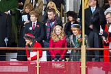 Lord Mayor's Show 2012. Press stand opposite Mansion House, City of London, London, Greater London, United Kingdom, on 10 November 2012 at 11:41, image #1235