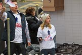 Lord Mayor's Show 2012: Entry 94 - Coming Home, the fundraising campaign for the charity Haig Housing Trust.. Press stand opposite Mansion House, City of London, London, Greater London, United Kingdom, on 10 November 2012 at 11:42, image #1243