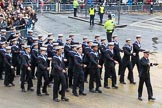 Lord Mayor's Show 2012: Entry 99 - Sea Cadet Corps (London Area).. Press stand opposite Mansion House, City of London, London, Greater London, United Kingdom, on 10 November 2012 at 11:45, image #1321