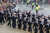 Lord Mayor's Show 2012: Entry 99 - Sea Cadet Corps (London Area).. Press stand opposite Mansion House, City of London, London, Greater London, United Kingdom, on 10 November 2012 at 11:45, image #1324