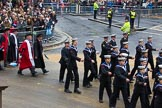 Lord Mayor's Show 2012: Entry 99 - Sea Cadet Corps (London Area).. Press stand opposite Mansion House, City of London, London, Greater London, United Kingdom, on 10 November 2012 at 11:46, image #1327