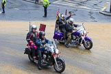 Lord Mayor's Show 2012: Entry 112 - Royal British Legion.. Press stand opposite Mansion House, City of London, London, Greater London, United Kingdom, on 10 November 2012 at 11:56, image #1614