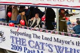 Lord Mayor's Show 2012: Entry 115 - The Cat's Whiskers.. Press stand opposite Mansion House, City of London, London, Greater London, United Kingdom, on 10 November 2012 at 11:58, image #1661