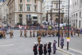 Lord Mayor's Show 2013. Press stand opposite Mansion House, City of London, London, Greater London, United Kingdom, on 09 November 2013 at 10:24, image #59