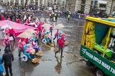 Lord Mayor's Show 2013: 27 - Princess Alice Hospice (PAH).. Press stand opposite Mansion House, City of London, London, Greater London, United Kingdom, on 09 November 2013 at 11:13, image #375