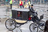 Lord Mayor's Show 2013: Carriages used by the Worshipful Companies and Guilds of the City, further information would be most welcome!. Press stand opposite Mansion House, City of London, London, Greater London, United Kingdom, on 09 November 2013 at 12:08, image #1399
