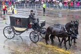 Lord Mayor's Show 2013: Carriages used by the Worshipful Companies and Guilds of the City, further information would be most welcome!. Press stand opposite Mansion House, City of London, London, Greater London, United Kingdom, on 09 November 2013 at 12:08, image #1400