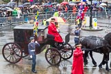Lord Mayor's Show 2013: Carriages used by the Worshipful Companies and Guilds of the City, further information would be most welcome!. Press stand opposite Mansion House, City of London, London, Greater London, United Kingdom, on 09 November 2013 at 12:09, image #1421