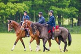 The Light Cavalry HAC Annual Review and Inspection 2013. Windsor Great Park Review Ground, Windsor, Berkshire, United Kingdom, on 09 June 2013 at 10:48, image #87