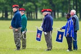 The Light Cavalry HAC Annual Review and Inspection 2013. Windsor Great Park Review Ground, Windsor, Berkshire, United Kingdom, on 09 June 2013 at 10:49, image #90